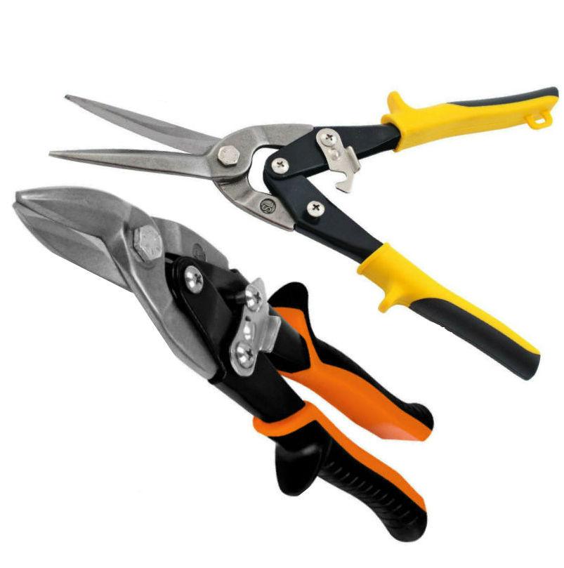 Ножницы по металлу (ручные)
