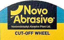 Абразивные материалы и инструменты ТМ NovoAbrasive