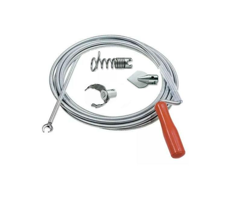 Ручной инструмент для прочистки труб