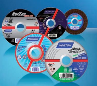 Абразивные материалы и инструменты TM Norton