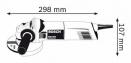 Болгарка BOSCH GWS 1400 (0601824800) 1