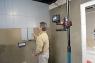 Телескопическая штанга для нивелиров BOSCH BT 350 (0601015B00) 1