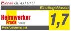 Высоторез аккумуляторный Einhell GE-LC 18 LI T Solo (3410810) 7