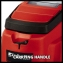 Пылесос аккумуляторный Einhell TC-VC 18/20 Li S - Solo (2347130) 5