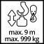 Тельфер Einhell TC-EH 1000 (2255160) 7