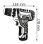Дрель-шуруповерт аккумуляторный BOSCH GSR 10.8-2-Li L-boxx (0601868109) 0