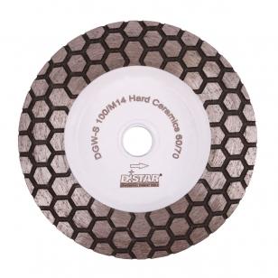 Фреза алмазная DGM-S (100/M14) №60/70 Distar Hard Ceramics (17483524005)