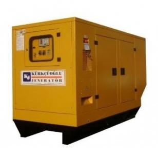 Дизельный генератор KJ Power KJR 50