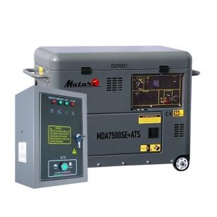 Дизельный генератор Matari MDA9000SE-ATS (MDA9000SE-ATS)