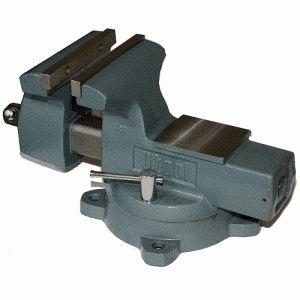 Тиски поворотные Мастерская 125 мм U17101