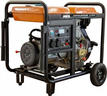 Дизельный генератор MIOL 84-610