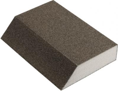 Брусок шлифовальный (125х89х25) Р120 Klingspor SK 700 A (331019)