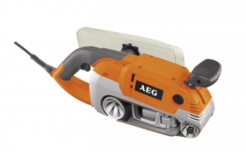 Шлифовальная машина (шлифмашина) ленточная AEG HBS 1000 E