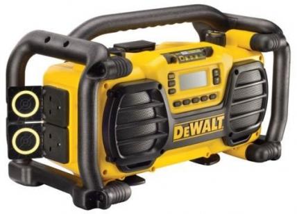 Устройство зарядное DeWALT DC013 + радиоприемник