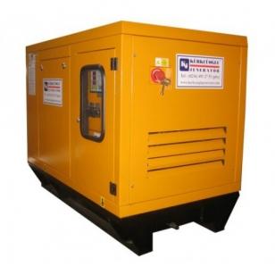 Дизельный генератор KJ Power KJT 15