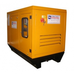 Дизельный генератор KJ Power KJT 20