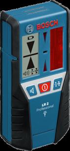 Приёмник для лазерных нивелиров BOSCH LR2 (0601069100)