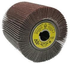Лепестковый шлифовальный круг Klingspor SM-611 (100х100х19) Р80 (7326)