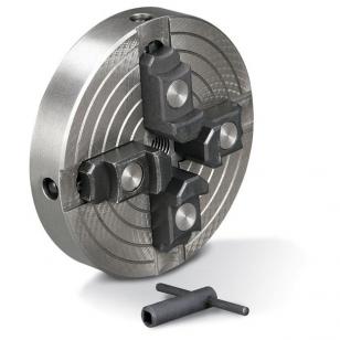 4-кулачковый токарный патрон OPTIMUM Ø 150 мм