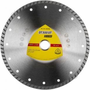 Алмазный отрезной круг (125х22,23х2) Klingspor DT 310 UT Eхtra (334089)