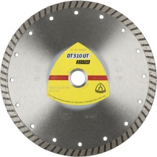 Алмазный отрезной круг (230х2,5х22,23) Klingspor DT 310 UT Extra (334091)