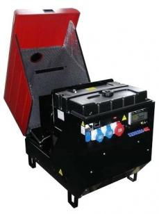 Генератор ENDRESS ESE 706 DYS-GT ES ISO Diesel дизельный трехфазный в шумозащитном кожухе