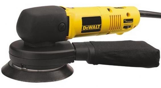 Шлифовальная машина (шлифмашина) DeWalt DW443 эксцентриковая