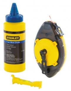 Шнур разметочный STANLEY PowerWinder  30м