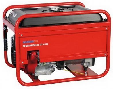 Генератор ENDRESS ESE 606 DHS-GT бензиновый PROFESSIONAL-GT-LINE