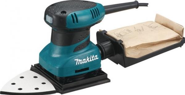 Вибрационная шлифовальная машина MAKITA BO4565