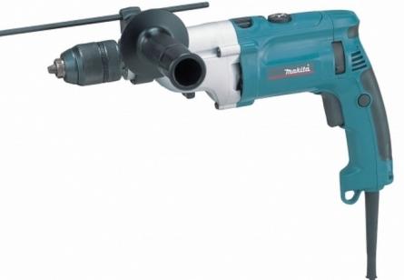Дрель ударная двухскоростная MAKITA HP2071