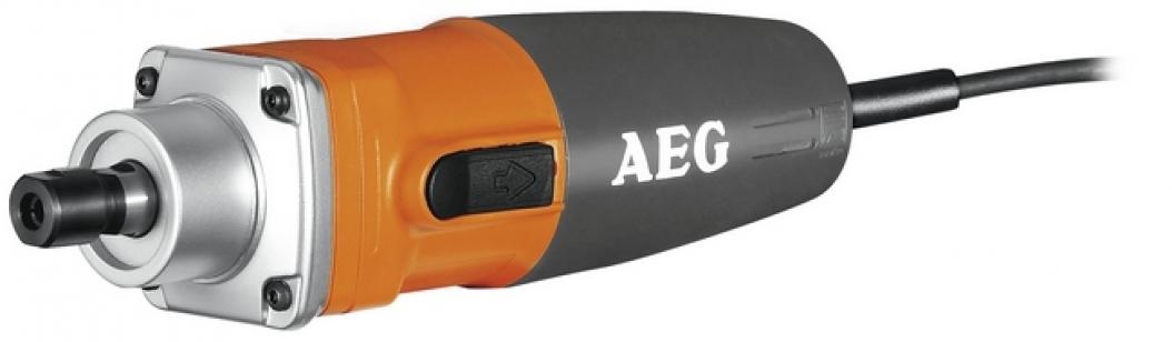 Прямая шлифовальная машина (шлифмашина) AEG GS500E