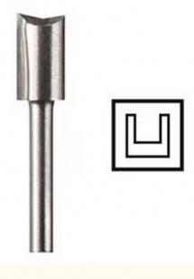 Резец для фрезера (6,4мм) DREMEL 654