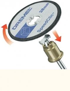 Система для резки метала (отрезной диск) DREMEL SC476