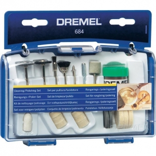 Набор для чистки и полировки DREMEL ( 20 ШТ)
