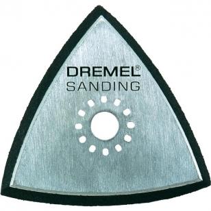 Пластина для крепления шлифовальных листов Multi-Max DREMEL