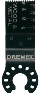 Насадка для резки дерева и метала ( 19мм) DREMEL