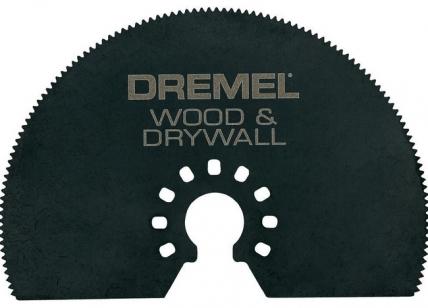 Насадка для резки дерева и гипсокартона ( 76мм) DREMEL