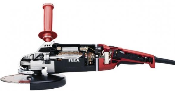 Болгарка (угловая шлифовальная машина) FLEX L 3206 CD