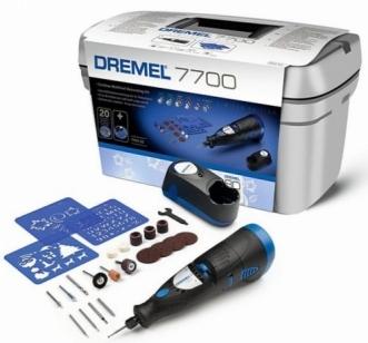 Гравер аккумуляторный DREMEL 7700 Ni-Cad HOBBY