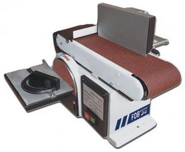 Ленточно-дисковый шлифовальный станок FDB Maschinen MM 4115