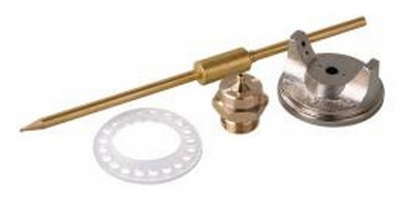 Ремкомплект для краскопультов MIOL 4 предмета, 1,8 мм
