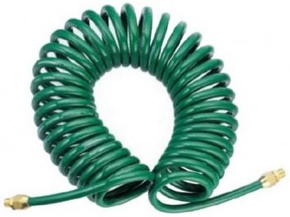 Шланг спиральный для пневмоинструмента 8ммх12мм, 15м JONNESWAY JAZ-7214Z