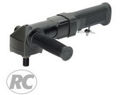 Болгарка пневматическая (угловая шлифовальная машина) RODCRAFT 7131,178 мм, 410 л/мин, 2500 об/мин, 500 Вт