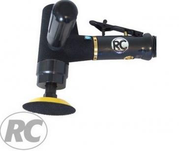 Болгарка пневматическая (угловая шлифовальная машина) RODCRAFT 7137RE, 75 мм, 340 л/мин, 800-3200 об/мин, 350 Вт