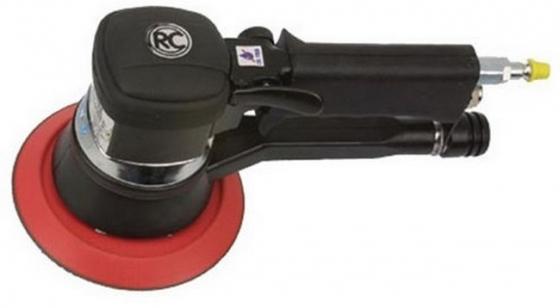 Шлифовальная машина пневматическая (шлифмашина) RODCRAFT 7670 орбитальная, 150 мм, ход 8 мм, 10000 об/мин, 340 л/мин