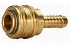 Быстросъемное соединение (мама) под шланг вн.диаметр 6-7мм