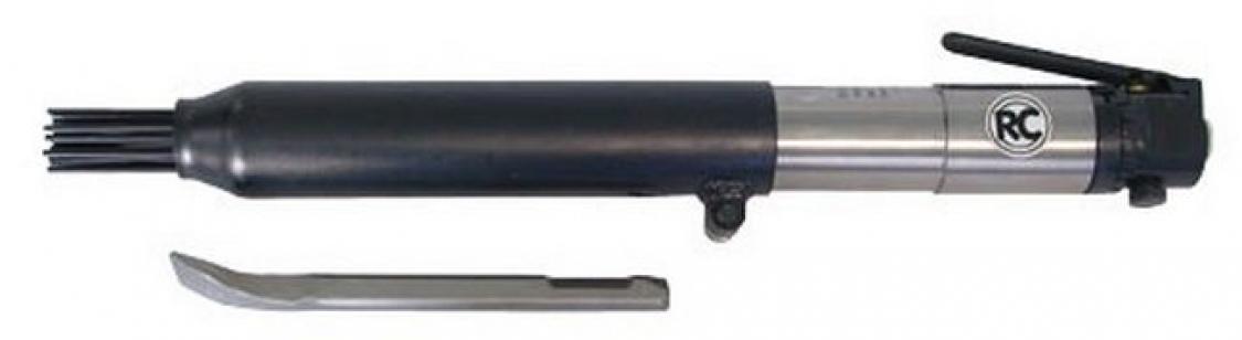 Зачистной молоток пневматический (игольчатый удалитель ржавчины) RODCRAFT 5610