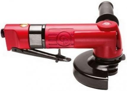 Болгарка пневматическая (угловая шлифовальная машина) Chicago Pneumatik CP9121AR