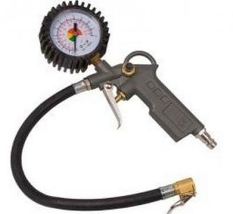 Пистолет для подкачки шин MIOL 81-520 (с латунной головкой)